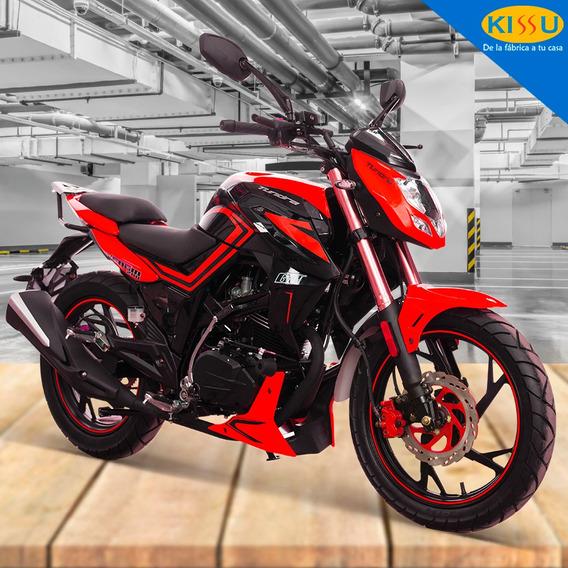 Moto Tundra Venom 200cc Gt200 Año 2019 Luz Led Nueva