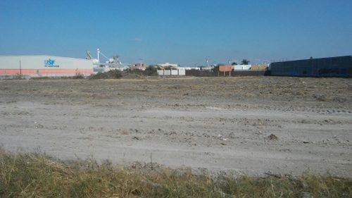 Renta De Terreno Comercial En Carretera Huinala