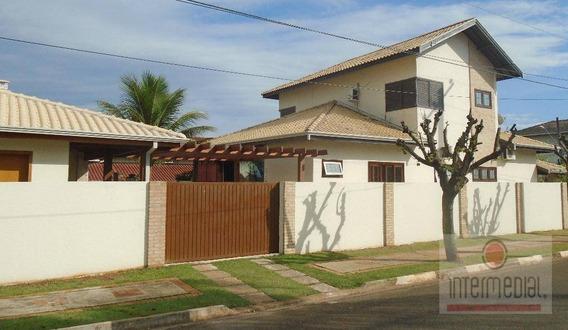 Casa Residencial À Venda, Portal Dos Pássaros Ii, Boituva - Ca0376. - Ca0376