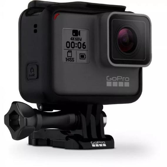 Filmadora Gopro Hero 6 Chdhx-601 Preto