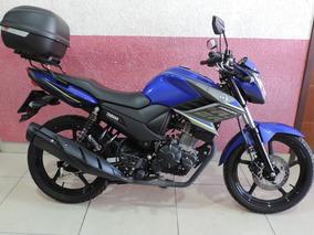 Yamaha Ys Fazer 150 Sed 2018 Blueflex