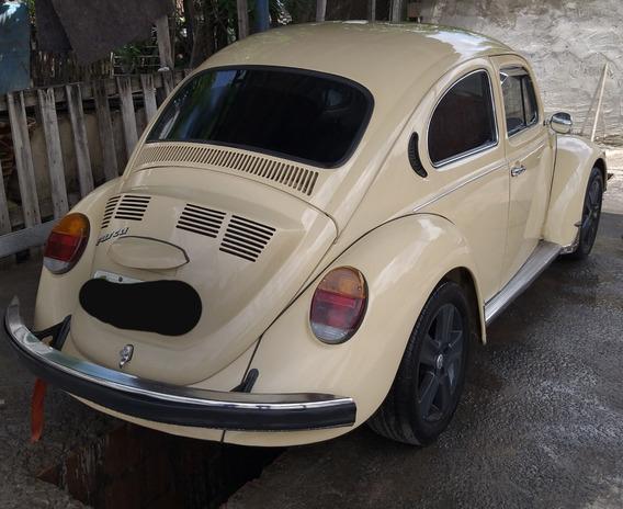 Volkswagen Fusca Fusca 1.6 Flex