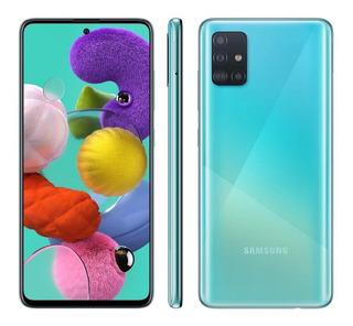 Celular Samsung 128gb A51 Android 10 Octa Core 12xs Juros