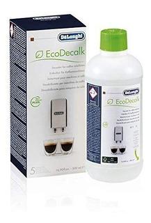 Descalcificador De Cafeteras Delonghi Eco Solución 500 Ml