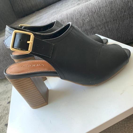 Zapato Sandalia Boca De Pez (mujer) Old Navy
