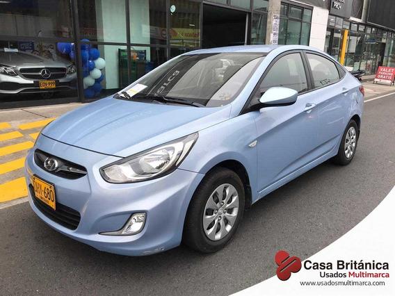 Hyundai Accent I25 1400cc Mecanico 4x2 Gasolina