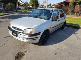 Ford Fiesta 1.6 Lx 2000 $69.900 Muy Bueno Permuto