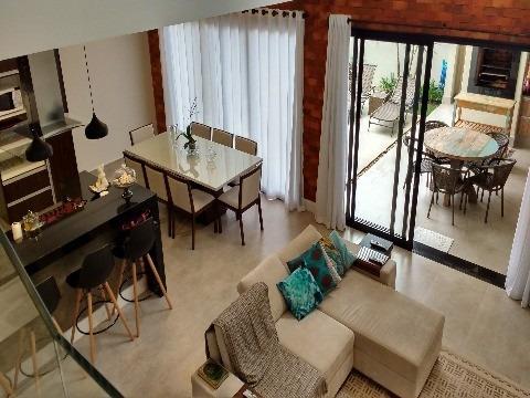 Sobrado Condomínio Jardim Residencial Viena - Ca00907 - 4482033