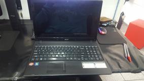 Notebook Acer Aspire Defeito