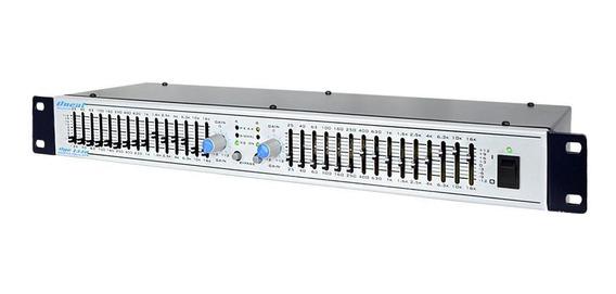 Equalizador Gráfico 15 Bandas Estéreo Oneal Oge 1520