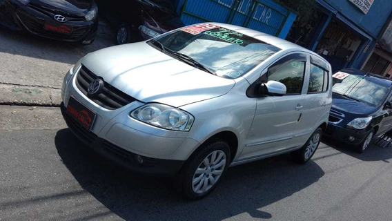 Fox Plus 2009 Completo 1.6 Flex 4 Portas