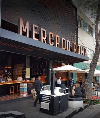 Mercado Roma, Traspaso Local Mercado Gastronómico