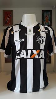 Camisa Futebol Ceara Caucaia