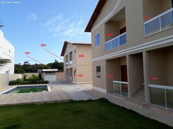 Apartamento Para Venda Em Saquarema, Itaúna, 2 Dormitórios, 1 Banheiro, 1 Vaga - 2983_2-997938