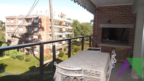 Parrillero En El Balcón, Amenities, Muy Buena Ubicación- Ref: 30090