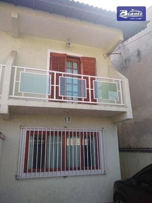Sobrado Com 3 Dormitórios À Venda, 120 M² Por R$ 450.000 - Jardim Monte Carmelo - Guarulhos/sp - So1371