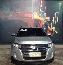 Ford Edge 3.5 Sel 2wd V6 24v Gasolina 4p Automático 2013