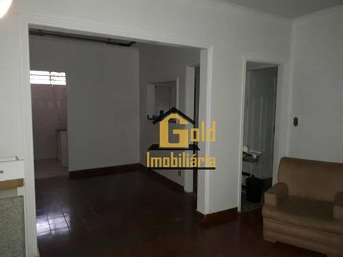 Casa Com 2 Dormitórios À Venda, 126 M² Por R$ 220.000 - Vila Tibério - Ribeirão Preto/sp - Ca0559