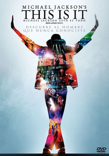 Eso Es Todo This Is It Michael Jackson Pelicula Dvd