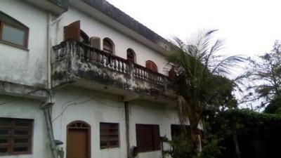 Casa Em Itanhaém Ficando 1500m Do Mar E 2020m² Total Ref3345