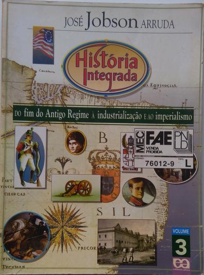 História Integrada - Volume 3 - José Jobson Arruda