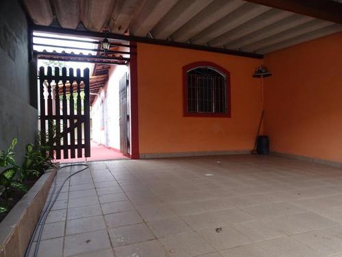 Excelente Oportunidade  Casa Ampla  Com Área De Lazer E Espaço Para Piscina!!!! A 400 Metros Do Mar - Ca0528