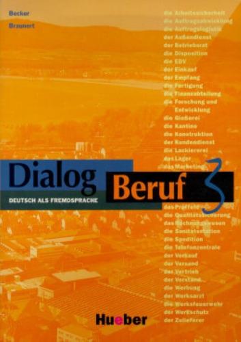 Dialog Beruf 3 Kursbuch (texto)