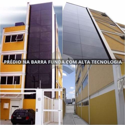 Predio Comercial - Barra Funda - Ref: 2824 - V-2824
