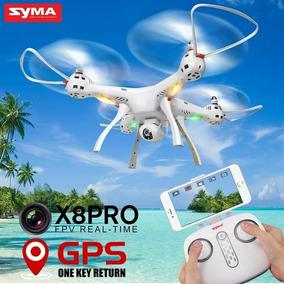 Drone Syma X8pro Gps + Bateria Extra