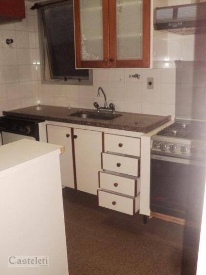 Apartamento Residencial Para Locação, Ponte Preta, Campinas. - Ap3084