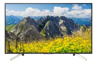 """Smart TV Sony 4K 65"""" KD-65X755F"""