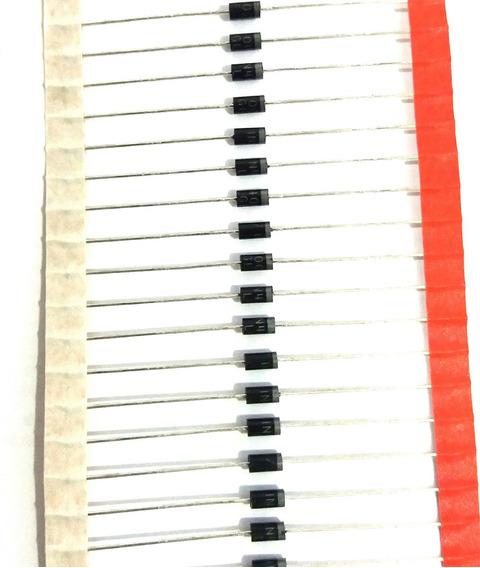 Diodo 1n4007 Retificador 1a 1000v Kit Com 500 Pçs