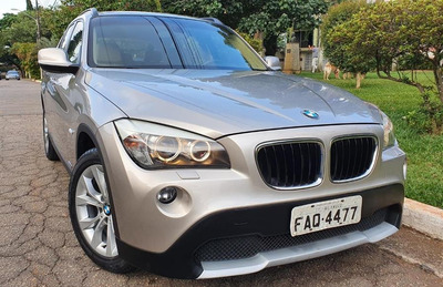 Bmw X1 2.0 16v Sdrive18i 2012