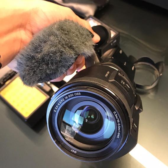 Filmadora Sony - Nex-vg30