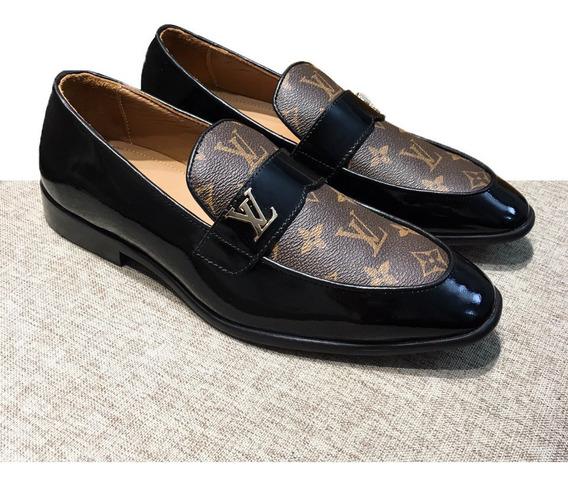 Sapato Louis Vuitton Masculino - L01 - Frete Grátis