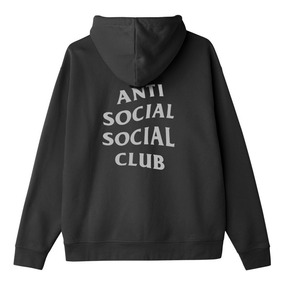 Blusa Anti Social Social Club / Refletivo