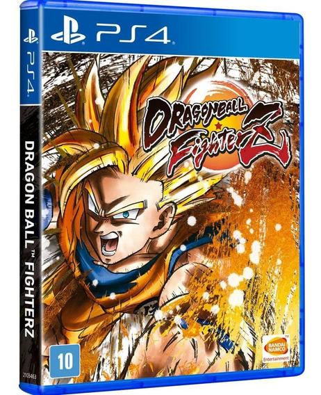 Jogo Dragon Ball Fighterz - Playstation 4 (usado)