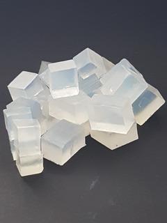 Jabón De Glicerina Base Transparente