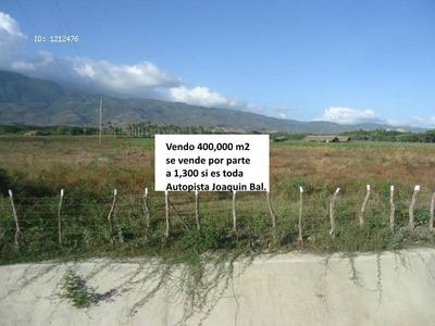 Santiago, Autopista Joaquin Balaguer 400,000 M2