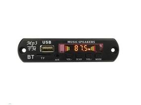 Placa P/ Amplificador Modulo Usb Mp3 Player Bluetooth + Pam