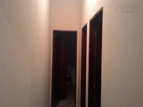 Casa Residencial À Venda, Parque Jaraguá, Bauru - Ca0557. - Ca0557