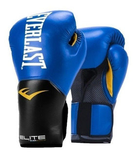 Guantes Boxeo Everlast Pro Style Tm Glv Sparring Muay Thai