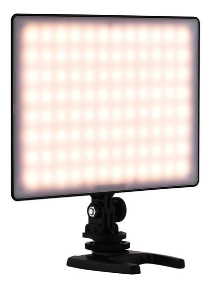 Iluminador De Led Cn300 Air + Fonte Ac