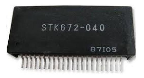 Stk672-040 Original Arduino Driver Motor