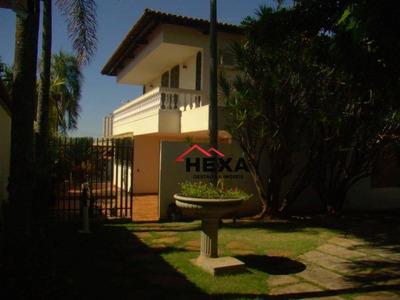 Sobrado Com 5 Dormitórios À Venda, 669 M² Por R$ 2.300.000,00 - Setor Sul - Goiânia/go - So0119