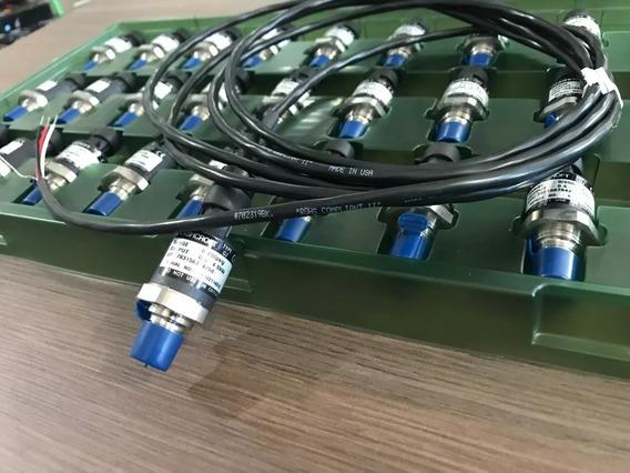 Kit 2 Transdutor De Pressão 200psig 0,5 A 4,5vdc Ashcroft Nf