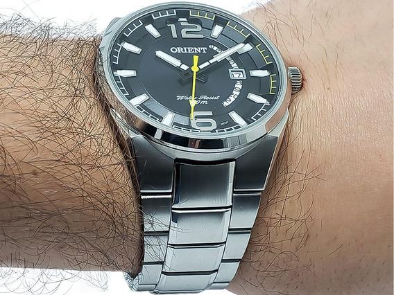 Relógio De Pulso Masculino Orient Mbss1336 Original Nf-e