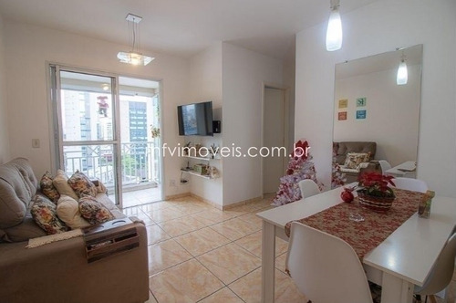 Imagem 1 de 15 de Apartamento De 2 Quartos, 49m² E 1 Vaga À Venda Em Pinheiros - Apa2150