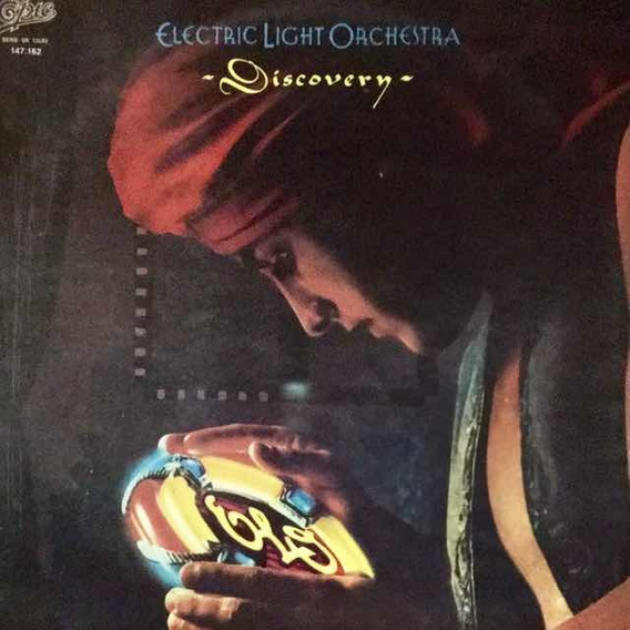 Lp Electric Light Orchestra - Discovery