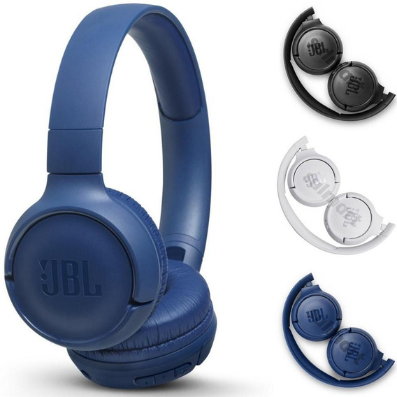 Fone Jbl Tune 500bt Bluetooth Original Garantia 1ano T500bt